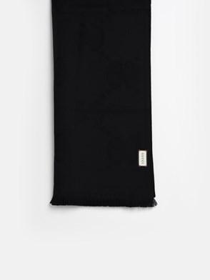 GUCCI - BLACK SCARF
