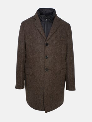 FAY - BROWN BENJAMIN COAT