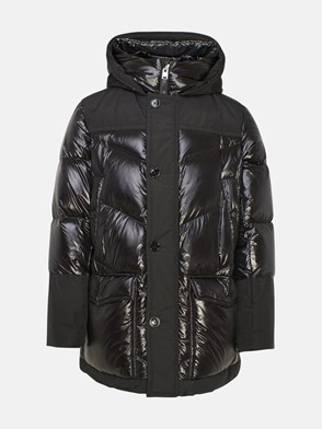 WOOLRICH - BLACK ARTIC PARKA