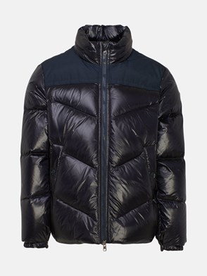 WOOLRICH - BLUE ARTIC JACKET