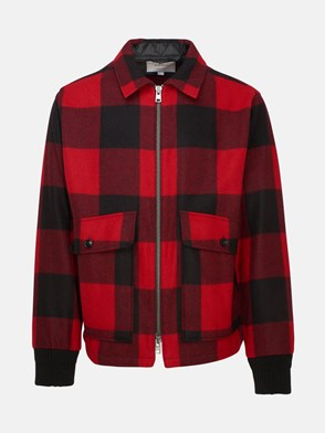 WOOLRICH - BUFFALO CHECK JACKET