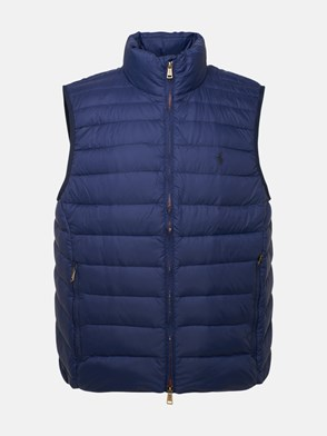 POLO RALPH LAUREN - BLUE VEST