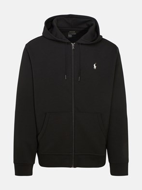POLO RALPH LAUREN - BLACK SWEATSHIRT