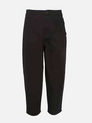 PHILOSOPHY BY LORENZO SERAFINI - BLACK CARGO JEANS