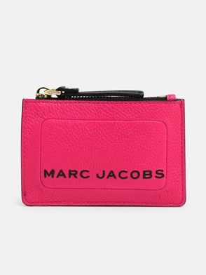 THE MARC JACOBS - FUCHSIA WALLET