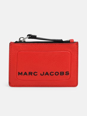 MARC JACOBS - RED WALLET