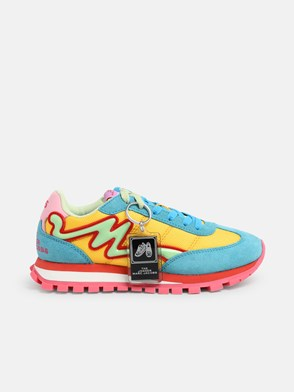 MARC JACOBS - MULTICOLOR THE JOGGER SNEAKERS