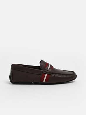BALLY - MOCASSINO PIETRO MARRONE