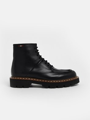 BALLY - BLACK LYBERN BOOTS