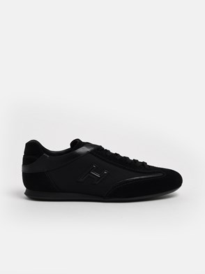 HOGAN - BLACK OLYMPIA SNEAKERS