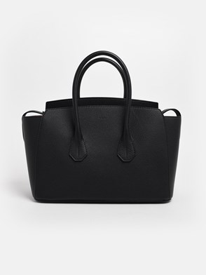 BALLY - BLACK SOMMET BAG