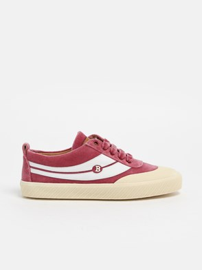 BALLY - PINK SHENNON SNEAKERS