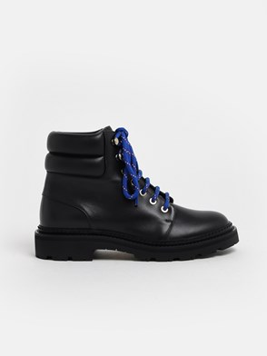 BALLY - BLACK GANYA ANKLE BOOTS