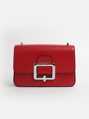 BALLY - RED JANELLE BAG
