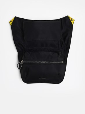 OFF WHITE c/o VIRGIL ABLOH - PIATTINA BODYBAG NERA