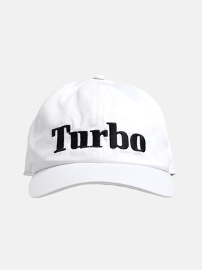 MSGM - WHITE TURBO HAT