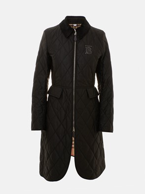 BURBERRY - BLACK JACKET