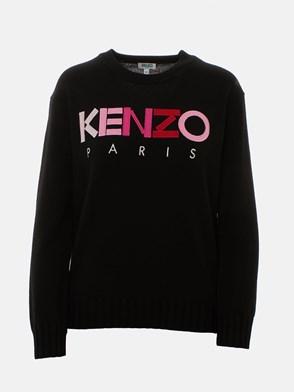KENZO - BLACK SWEATER