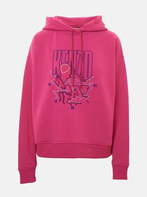 KENZO - PINK SWEATSHIRT