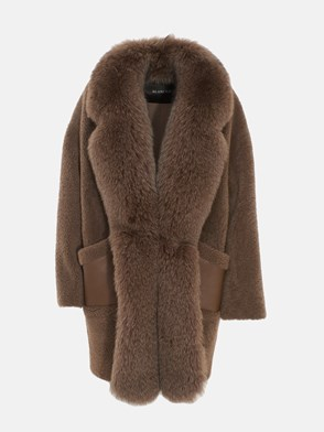 BLANCHA - CAPPOTTO MARRONE