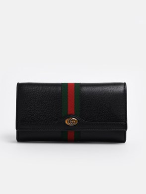 GUCCI - MINI OPHIDIA WEB NERA