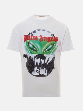 PALM ANGELS - WHITE T-SHIRT