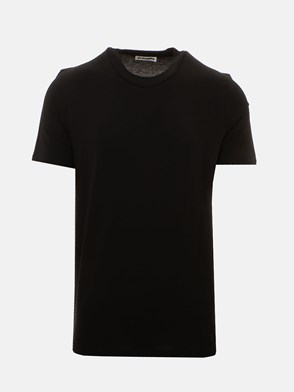 JIL SANDER - BLACK T-SHIRT