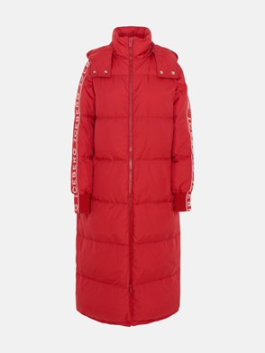 ICEBERG - RED DOWN JACKET
