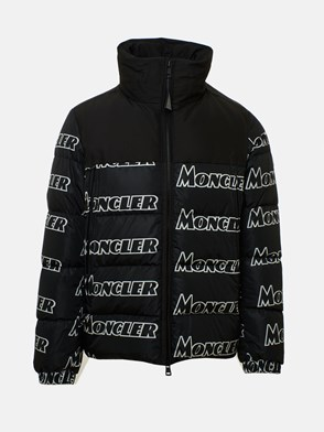 MONCLER - BLACK WRITING FAIVELEY DOWN JACKET