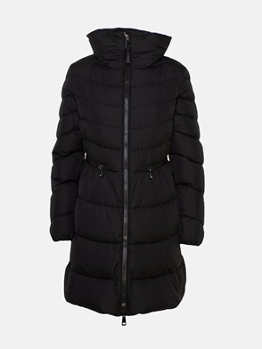 MONCLER - LONG BLACK MIRIELON DOWN JACKET