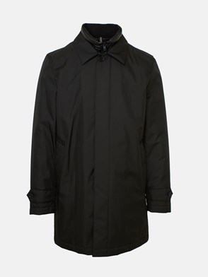 FAY - BLACK HEAVY JACKET