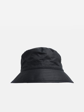 BARBOUR - CAPPELLO BUCKET BLU