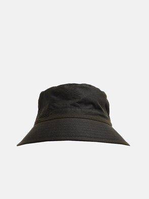 BARBOUR - CAPPELLO BUCKET VERDE