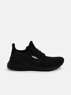 ADIDAS X PHARRELL WILLIAMS - BLACK SOLARHU SNEAKERS