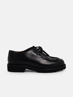 DOUCAL'S - BLACK PHILUT FORMAL SHOES