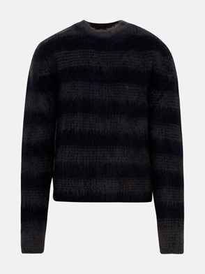 JIL SANDER - GREY SWEATER