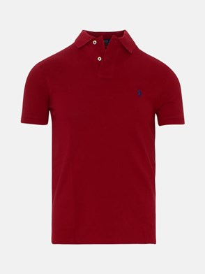 POLO RALPH LAUREN - RED POLO SHIRT