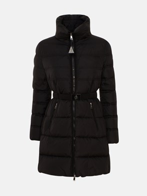 MONCLER - BLACK ACCENTEUR DOWN JACKET