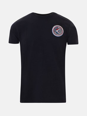ALPHA INDUSTRIES - BLUE T-SHIRT