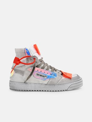OFF WHITE c/o VIRGIL ABLOH - WHITE OFF COURT SNEAKERS