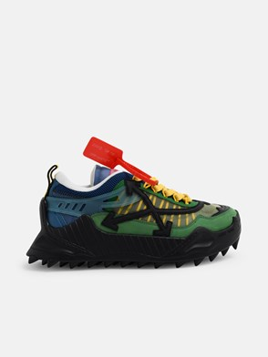 OFF WHITE c/o VIRGIL ABLOH - MULTICOLOR ODSY SNEAKERS