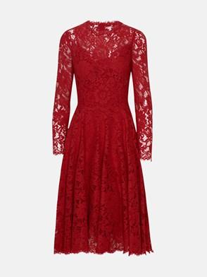 DOLCE & GABBANA - RED DRESS