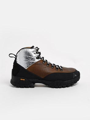 ROA HIKING - BLACK ANDREAS ANKLE BOOTS