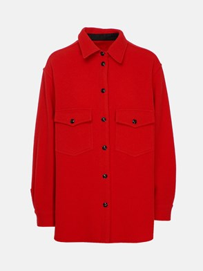WOOLRICH - GIACCONE ALASKAN ROSSO