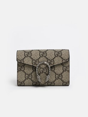 GUCCI - GG SUPREME DIONYSUS CARD HOLDER
