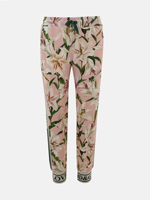 DOLCE & GABBANA - FLORAL GIGLI PANTS