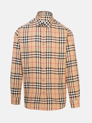 BURBERRY - CAMICIA CHAMBERS CHECK