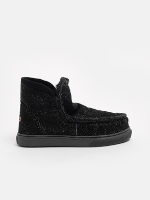 MOU - BLACK ESKIMO SNEAKERS