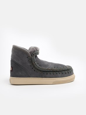 MOU - GREY ESKIMO SNEAKERS