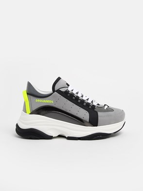 DSQUARED2 - GREY SNEAKERS